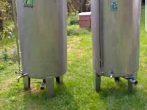 Butoaie inox tip cisternă