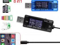 Tester USB cu multiple funcții