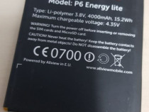 Baterie allview p6 energy lite