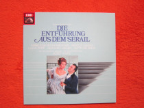 Vinil rar Mozart-Răpirea din Serai-made in Germany