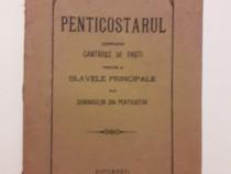 Penticostarul Cantarile Sf. Pasti 1924 / C21P