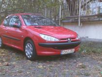 Peugeot 206 1.1 benzina 2003 . 113000km