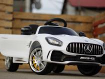 Masinuta electrica Mercedes GT-R 2x25W 12V cu Music Player