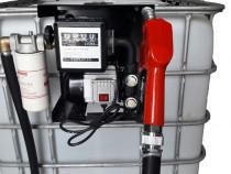 Bazin rezervor cu pompa motorina cu tva si transport inclus