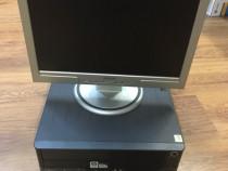 Unitate calculator si monitor - core 2 duo, 4gb memorie