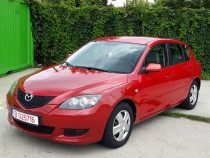 Mazda 3, md 2006, 1.4 benzina, Import Germania