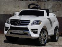 Masina electrica Mercedes ML350 1x25W, NOUA cu Garantie #ALB
