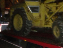 Buldoexcavator Massey Ferguson 50 are acte ptr inscris