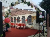 Inchirieri cort (uri) nunti, botezuri