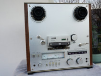 Magnetofon AKAI GX 620 Silver cu NAB