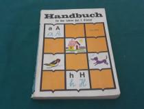 Handbuch fur den leher der i klasse*manual