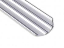 Lipa manuala pentru finisat beton 1.22 m, profil aluminiu