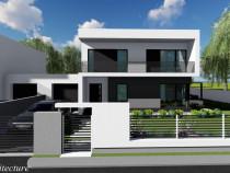 Casa cuplata prin Garaj zona Cora Timisoara, Timis