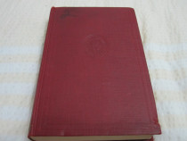 Carte veche New Standard Encyclopedia of Universal 1931-ieft