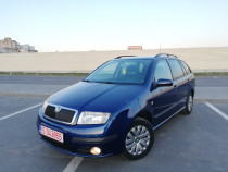 Skoda fabia break 1.4 tdi full interior sportline superba !