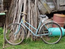 Bicicletă retro de damă