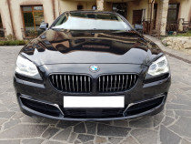 Bmw 640 grand coupe 4 butoane 2013 impecabil