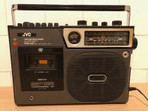 Radio-casetofon cu înregistrare casete JVC 9501LE