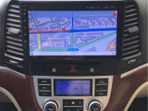 Dvd gps android 8.1 9 inch !!! Hyundai santa fe 2006-2012
