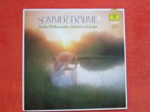 Vinil rar Sommer Träume - Herbert von Karajan-Berliner Philh