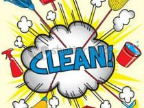 Curătenie la Domiciliul Clientului