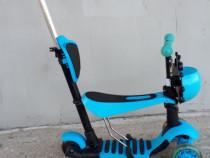 Trotineta scooter 5 in 1