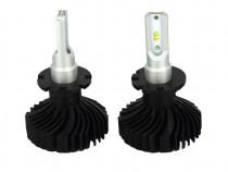 Set Bec LED D3S - 6000 lumen 6000k,12-24V,bec D2S,bec D1S