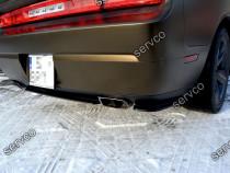 Prelungire splitter bara spate Dodge Challenger 08-14 v2