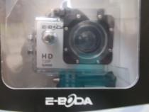 E-BODA, SJ4000, camera video sport HD 720p, rezistenta la ap