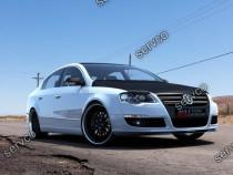 Prelungire splitter bara fata Volkswagen Passat B6 05-10 v4