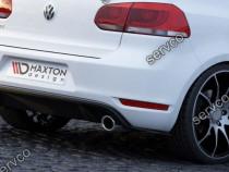 Prelungire splitter bara spate VW Golf 6 GTI 35TH 08-12 v6
