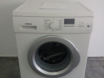 Mașină de spălat rufe Siemens. Capacitate 7 kg / Garanție 1