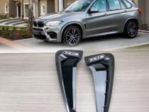 Grile BMW X5 Aripi Laterale BMW Seria X5 BMW F15 X5M CARBON