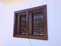 Execut Obloane lemn reglabile