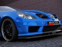 Prelungire splitter bara fata Mercedes SLK R171 04-11 v2