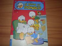 Sa radem cu Donald - nr. 1 ( rara, format mai mare ) *