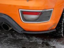 Prelungire splitter bara spate Ford Focus ST MK2 04-07 v11