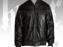 Sean John 'Leather Flight Jacket' (L)
