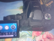 Nikon D5300 + ob 18-55mm