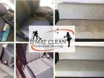 Curățăm canapele, scaune și saltele direct la domiciliul !