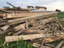 Grinzi si lemn din anul 1923