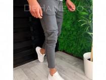 Pantaloni de trening barbati conici model nou 2019
