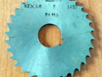 Freza disc - D.ext 63 x 3 mm (d.int 15 mm)