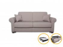 Canapea extensibila cu mecanism ribalta