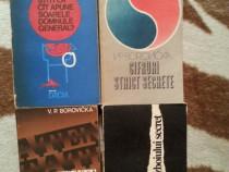 Spionaj carti-V.P.Borovicka (4 vol)