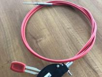 Cablu comanda pompa basculare Iveco, Nisan