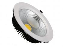 Spot LED 30w rotund incastrabil tavan spatii comerciale 30 w