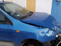 Fiat Bravo lovit radiat