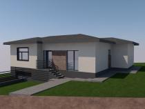 Direct la proprietar casa moderna cu garaj, lac Ezareni, Cug