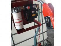 Pompa transfer motorina ulei cu roti dintate